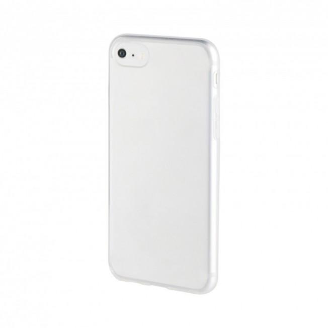 iPhone 8/7/6S/6 Coque Silicone Xqisit FLEXCASE Transparent
