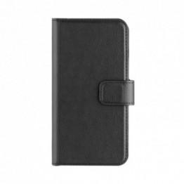 iPhone 8/7/6S/6 Etui Wallet Xqisit XQSELECTION Noir