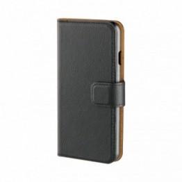 iPhone 8+/7+/6S+/6+ Etui Wallet Xqisit XQSELECTION Noir