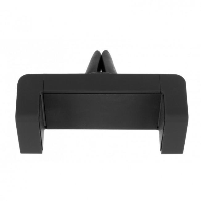 Support Auto Xqisit pour Grille de Ventilation Noir