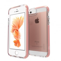 iPhone SE/5S/5 Coque Gear4 D3O PICCADILLY Or Rose