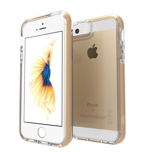iphone se 5s coque gear4 icebox tone or