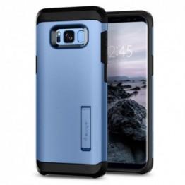 Galaxy S8 Coque Spigen Tough Armor Bleu