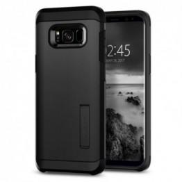 Galaxy S8 Plus Coque Spigen Tough Armor Noir