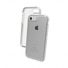 iPhone 8/7/6S/6 Coque Gear4 D3O PICCADILLY Argent