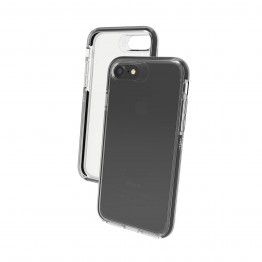 iPhone 8/7/6S/6 Coque Gear4 D3O PICCADILLY Noir
