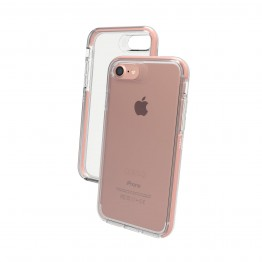 iPhone 8/7/6S/6 Coque Gear4 D3O PICCADILLY Or Rose