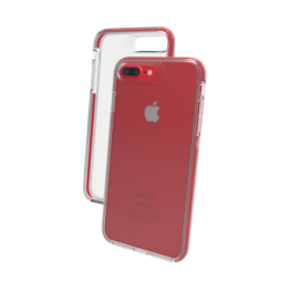 iPhone 8+/7+/6S+/6+ Coque Gear4 D3O PICCADILLY Rouge