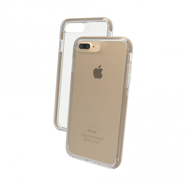 iPhone 8+/7+/6S+/6+ Coque Gear4 D3O PICCADILLY Or