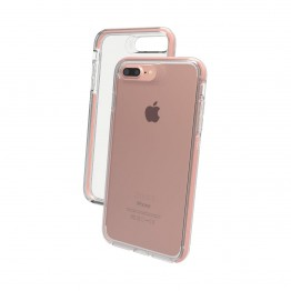 iPhone 8+/7+/6S+/6+ Coque Gear4 D3O PICCADILLY Or Rose