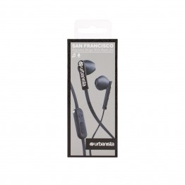 Casque EarPods Urbanista SANFRANCISCO Noir