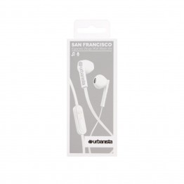 Casque EarPods Urbanista SANFRANCISCO Blanc