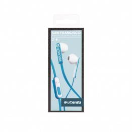 Casque EarPods Urbanista SANFRANCISCO Bleu