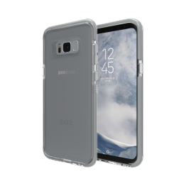 Galaxy S8+ Coque Gear4 D3O PICCADILLY Argent