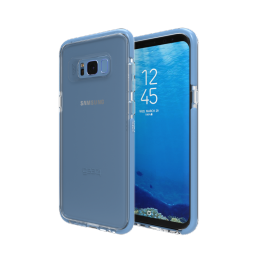 Galaxy S8+ Coque Gear4 D3O PICCADILLY Bleu