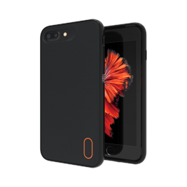 iPhone 8+/7+/6S+/6+ Coque Gear4 D3O Battersea Noir
