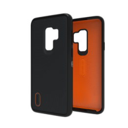 Galaxy S9+ Coque Gear4 D3O BATTERSEA Noir