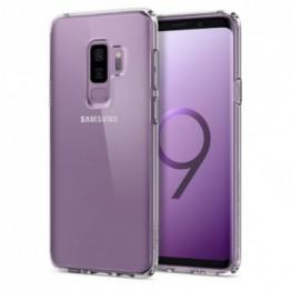 Galaxy S9+ Coque Spigen ULTRAHYBRID Transparent