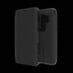 Galaxy S9+ Etui Wallet Gear4 D3O OXFORD Noir