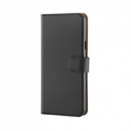 Galaxy S9+ Etui Wallet Xqisit XQSELECTION Noir