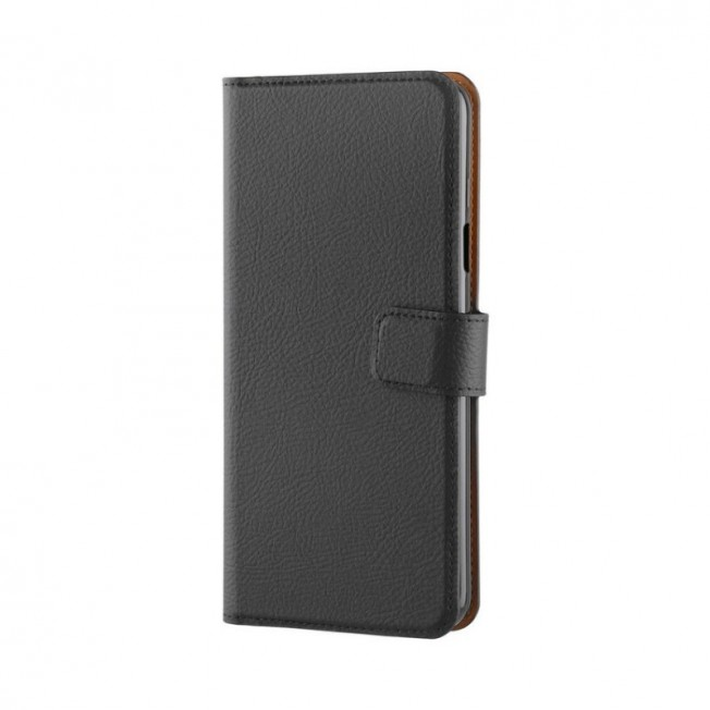 Galaxy S9+ Etui Wallet Xqisit XQSELECTION Noir