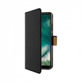 Huawei P20 Etui Wallet Xqisit XQSELECTION Noir
