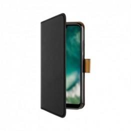 Huawei P20 Lite Etui Wallet Xqisit XQSELECTION Noir