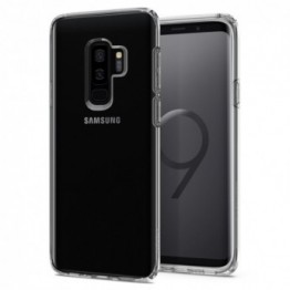 Galaxy S9+ Coque Spigen LIQUIDCRYSTAL Transparent