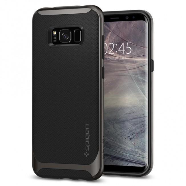 Galaxy S8 Coque Spigen NEOHYBRID Gris