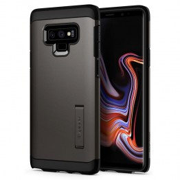 Galaxy N9 Coque Spigen TOUGHARMOR Gris