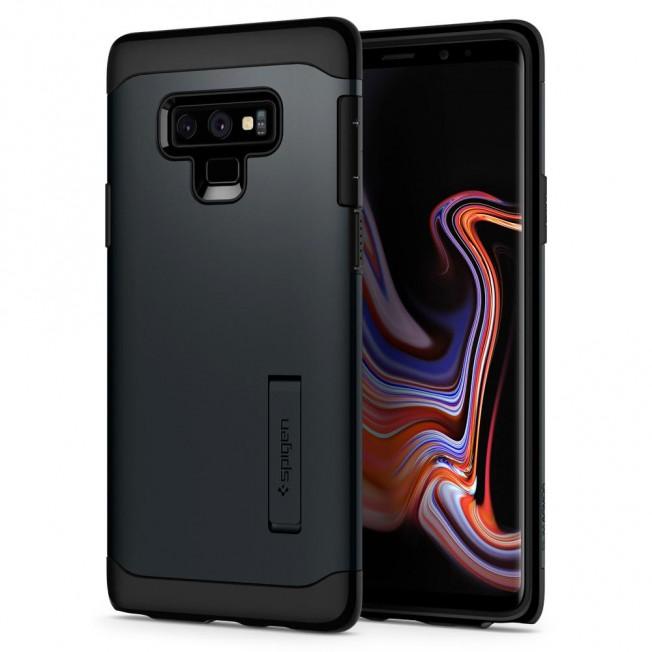 Galaxy N9 Coque Spigen SLIMARMOR Gris
