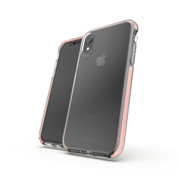 iPhone XR Coque Gear4 D3O PICCADILLY Or Rose