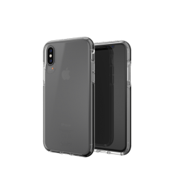 iPhone XS/X Coque Gear4 D3O CRYSTALPALACE Transparent