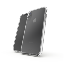 iPhone XS MAX Coque Gear4 D3O PICCADILLY Blanc