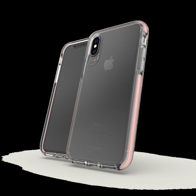 iphone xs max coque rose
