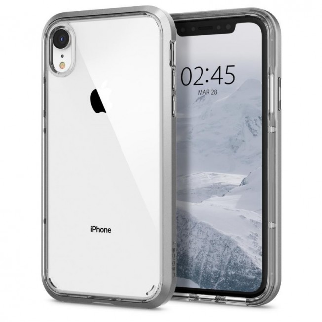 coque argent iphone xr