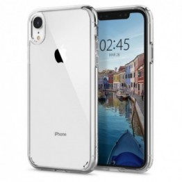 iPhone XR Coque Spigen ULTRAHYBRID Transparent
