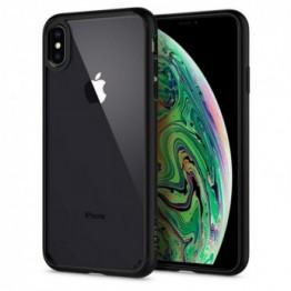 iPhone XS MAX Coque Spigen ULTRAHYBRID Noir