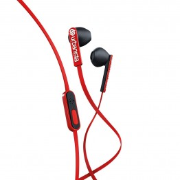 Casque EarPods Urbanista SANFRANCISCO Rouge