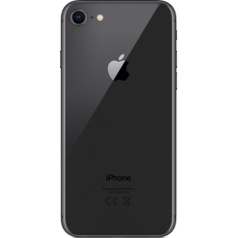 iPhone 8/7/6S/6 VERSO MATTE Film Silicone Mobile Outfitters Clear Coat MOD4R