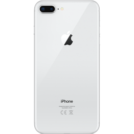 iPhone 8+/7+/6S+/6+ VERSO ORIGINAL Film Silicone Mobile Outfitters Clear Coat MOD4R