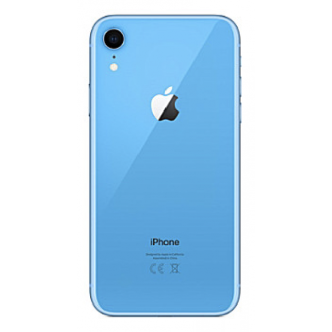 iPhone XR VERSO MATTE Film Silicone Mobile Outfitters Clear Coat MOD4R