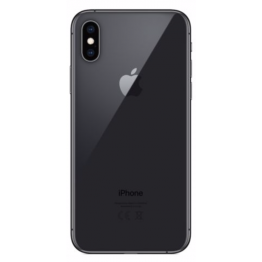 iPhone XS/X VERSO MATTE Film Silicone Mobile Outfitters Clear Coat MOD4R