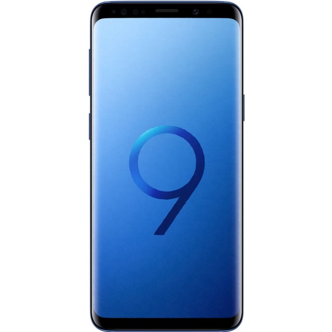 Galaxy S9 RECTO MATTE Film Silicone Mobile Outfitters Clear Coat MOD4R