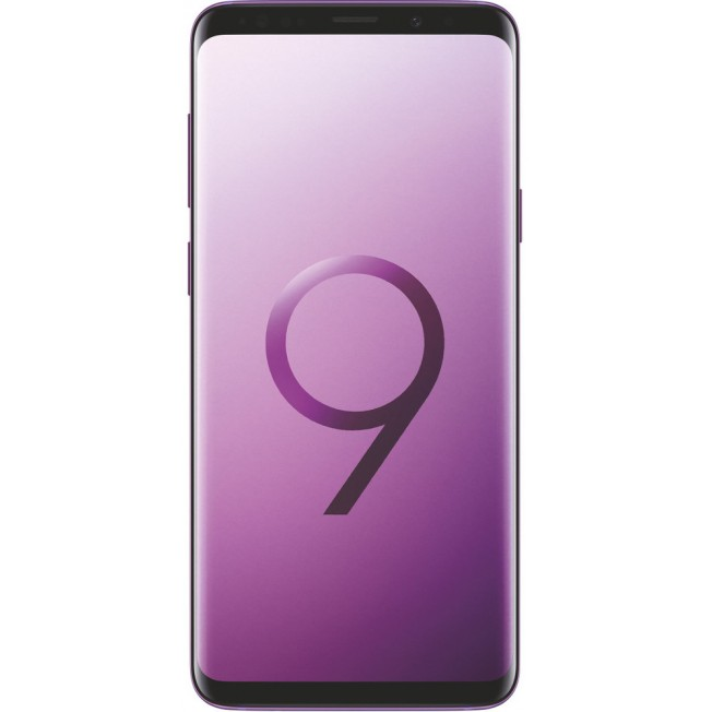 Galaxy S9+ RECTO MATTE Film Silicone Mobile Outfitters Clear Coat MOD4R
