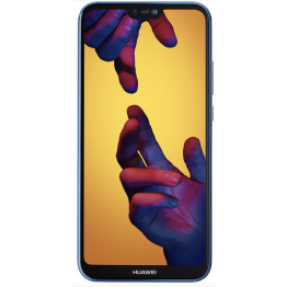 Huawei P20L RECTO MATTE Film Silicone Mobile Outfitters Clear Coat MOD4R