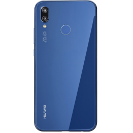 Huawei P20L VERSO ORIGINAL Film Silicone Mobile Outfitters Clear Coat MOD4R
