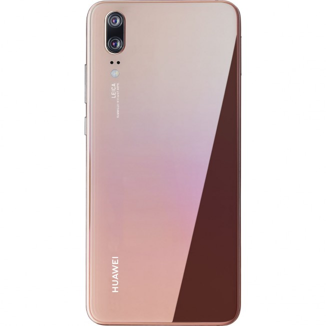 Huawei P20 VERSO ORIGINAL Film Silicone Mobile Outfitters Clear Coat MOD4R