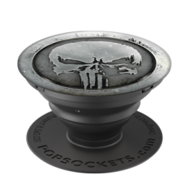 Grip PopSockets PUNISHER Gris