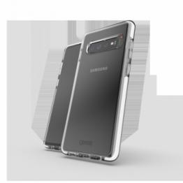 Galaxy S10+ Coque Gear4 D3O PICCADILLY Blanc